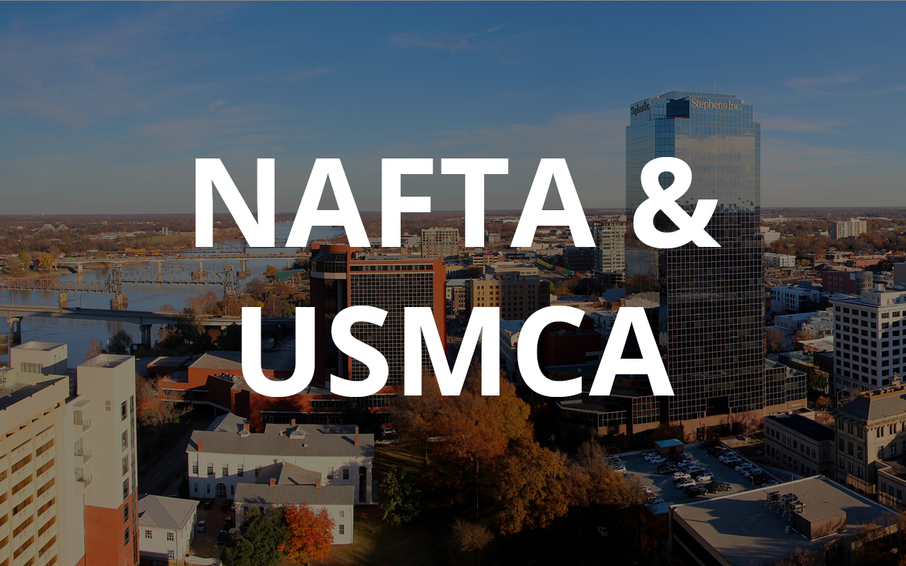 NAFTA USMCA graphic