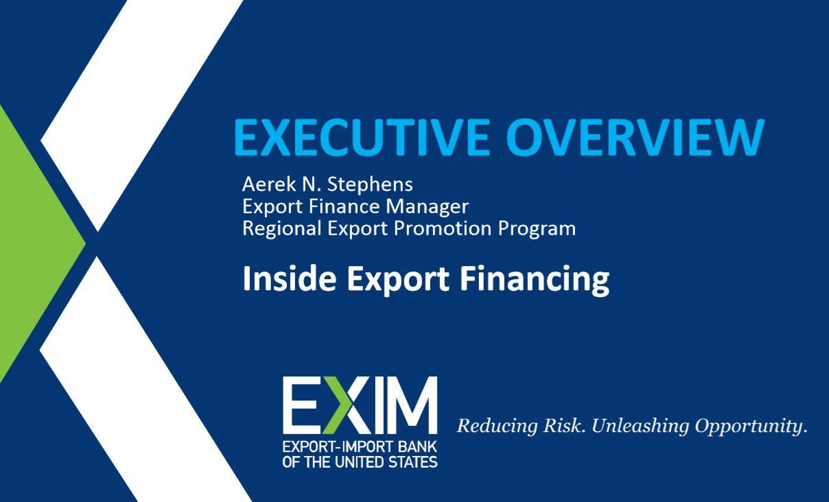 EXIM Bank - World Trade Center Arkansas