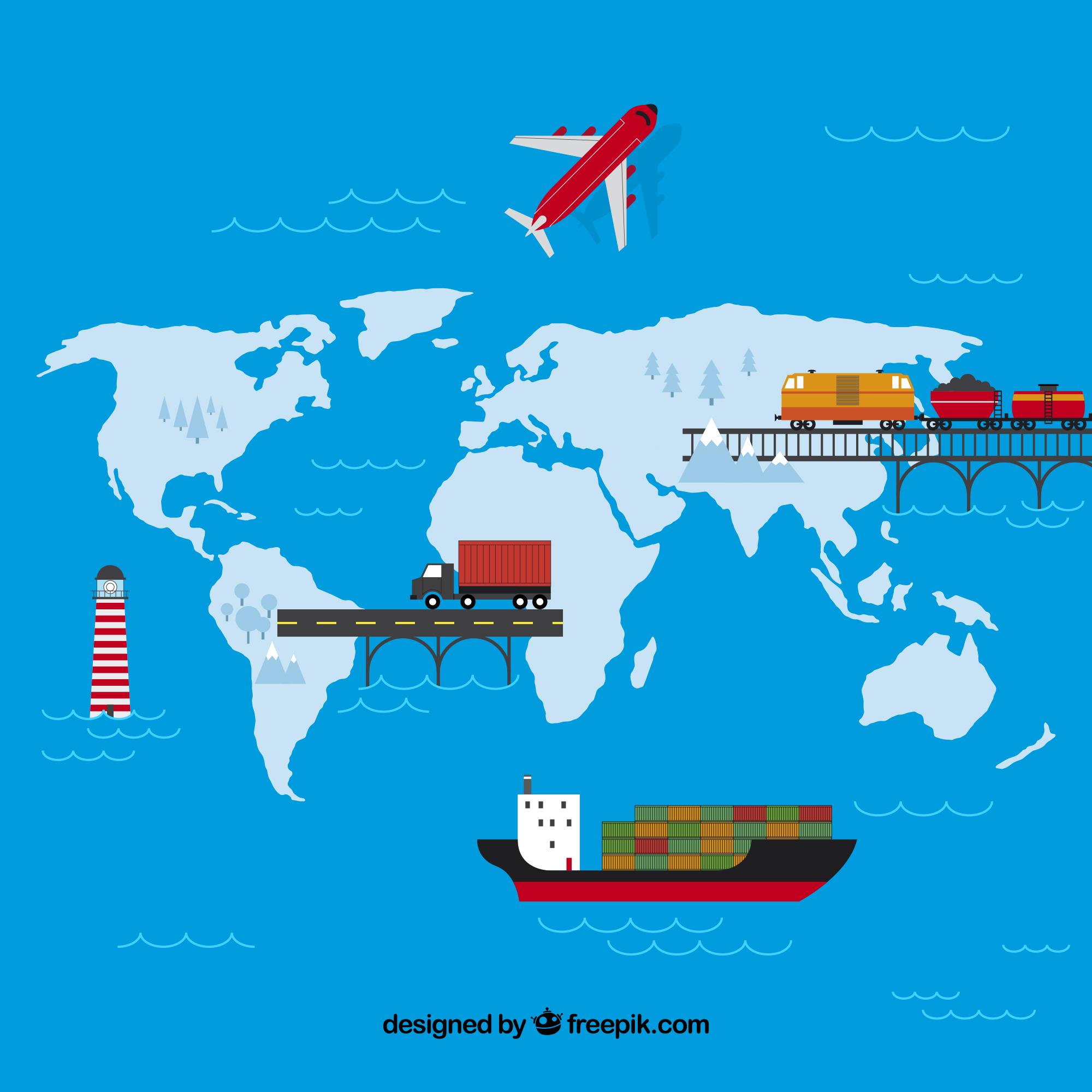 trade-international-concept