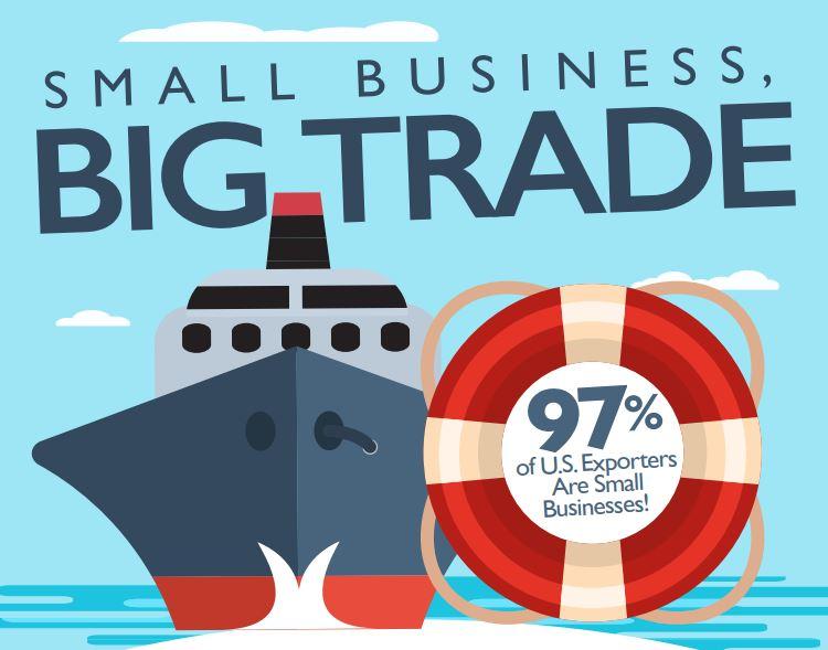 small bus big trade