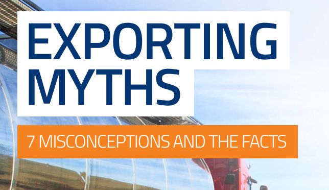 exporting myths