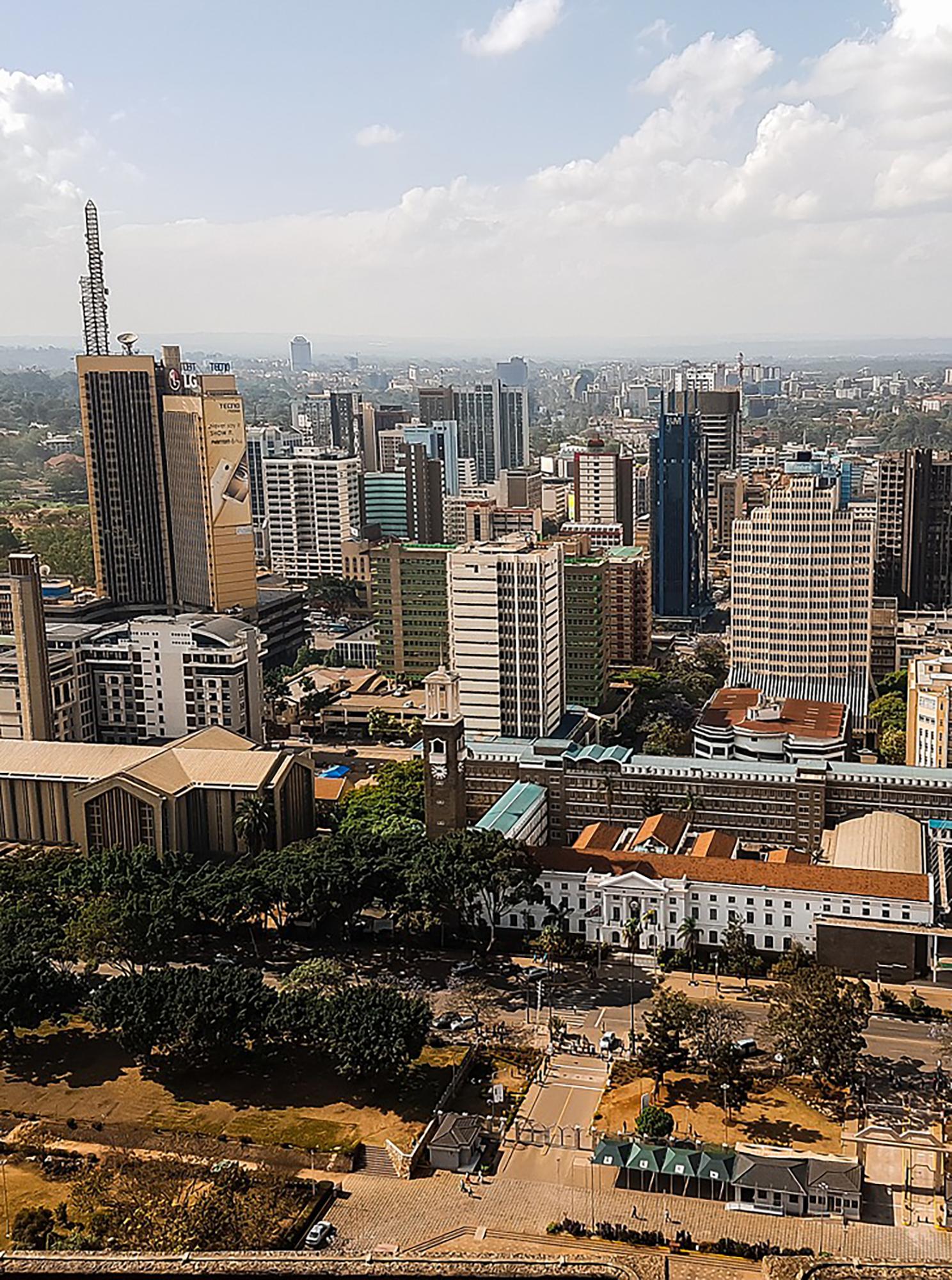 nairobi trade
