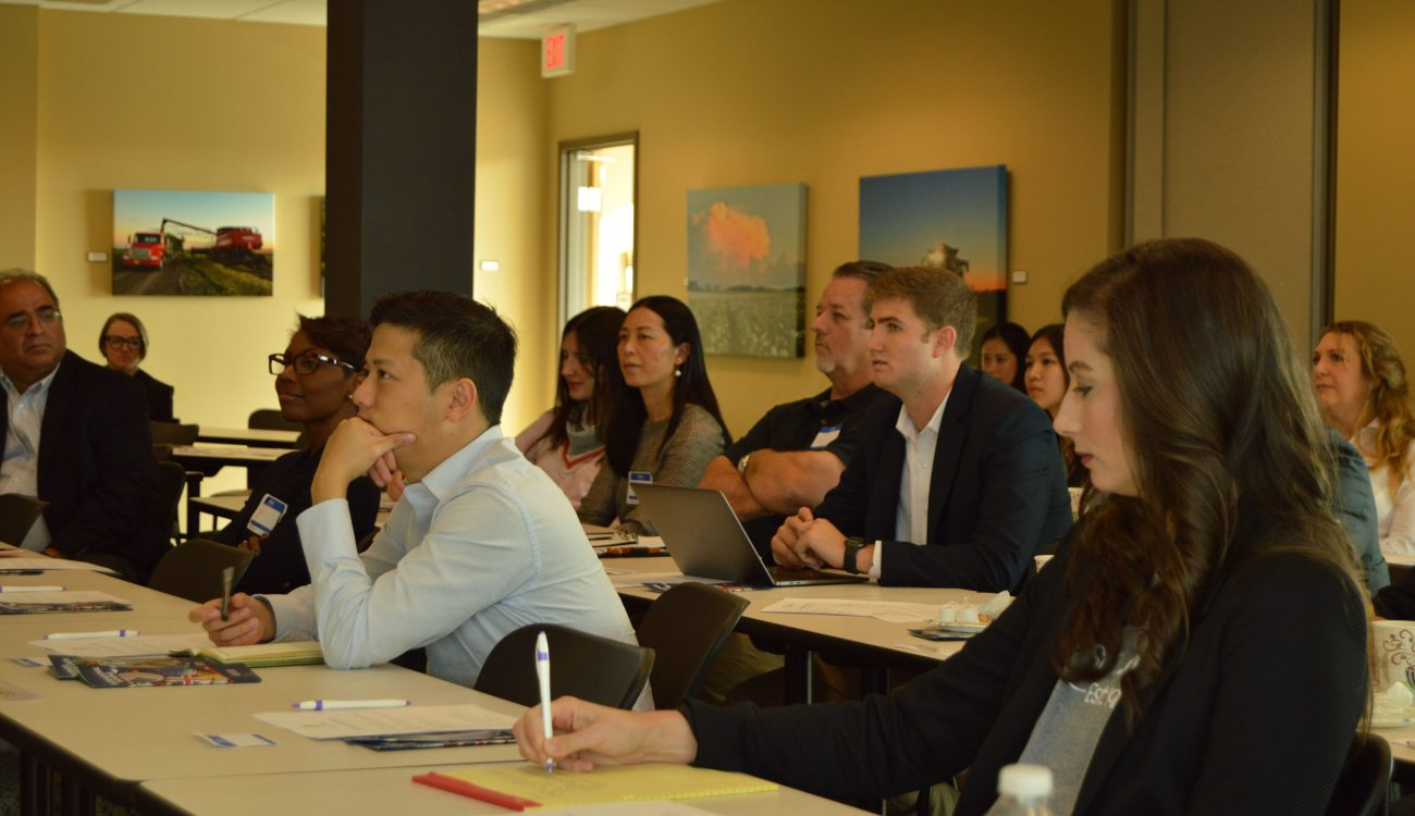 The Arkansas Association of Asian Businesses hosted a seminar call doing business with Asia on Aug. 30, 2018. The seminar covered multiple topics including doing business with China and India.